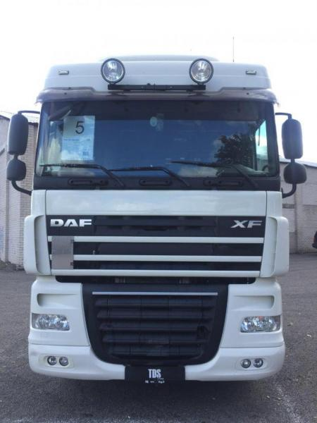 DAF  XF 105.460 MECHANIKA + INTARDER