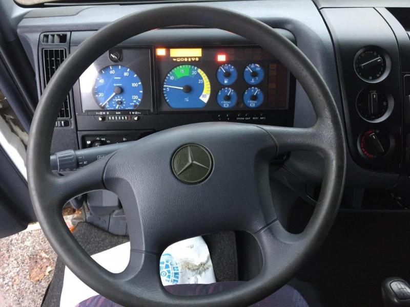 Mercedes-Benz  ATEGO 8.150