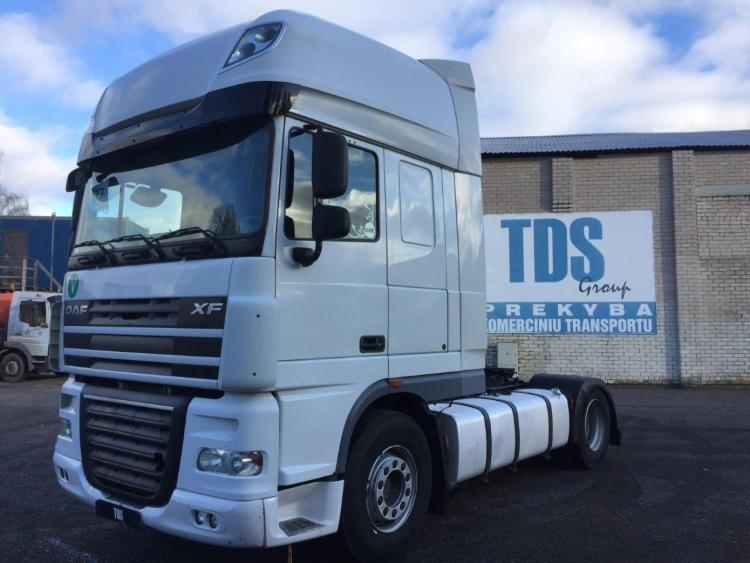 DAF  XF 105.460 MECHANIKA