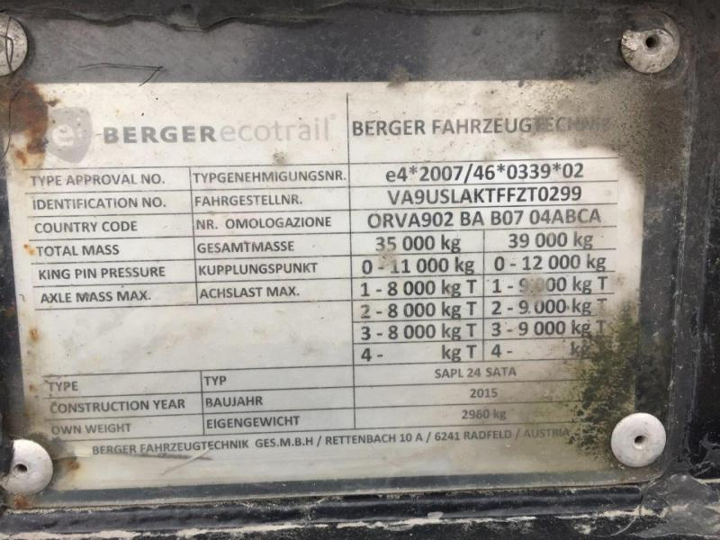 BERGER  SATA