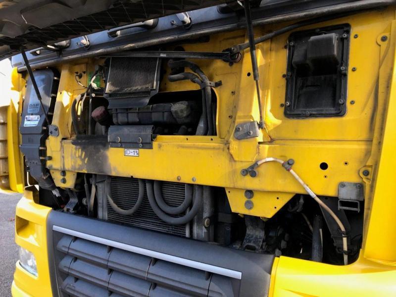 DAF  XF 105.460 Automatic + retarder