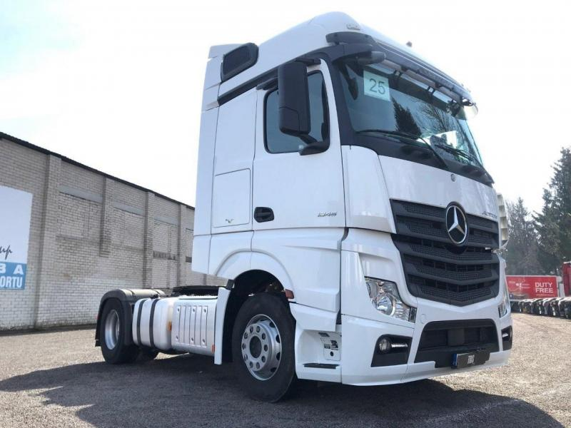 MERCEDES-BENZ  Actros 1845 LS 4x2 Big Space