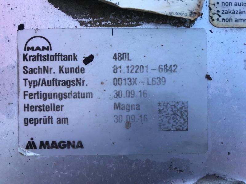 MAN  TGX 18.440 XLX Retarder