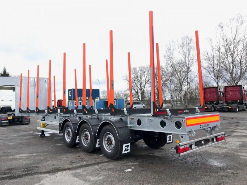 Trailis  Zaslaw D-651