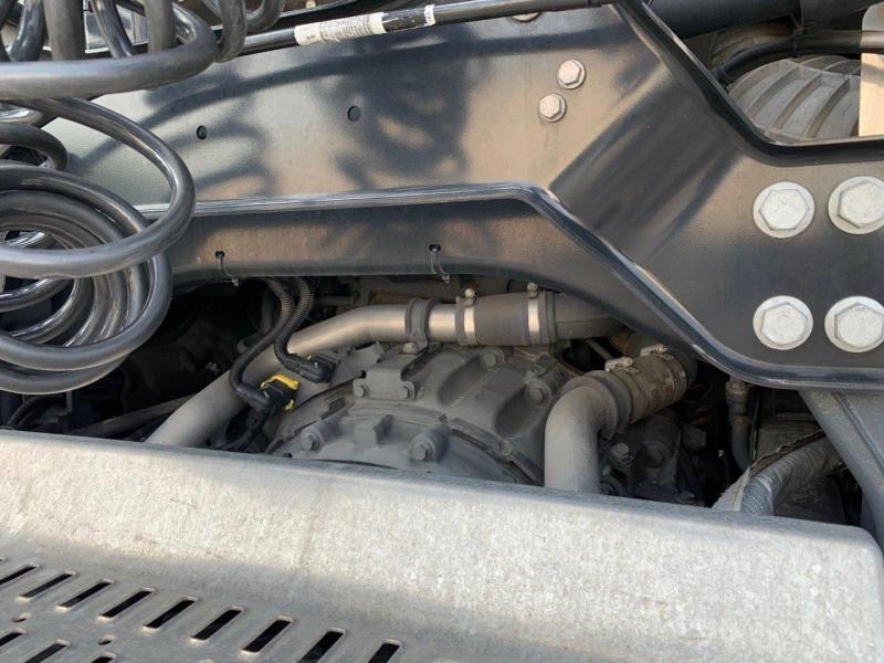 DAF  XF 480 SSC RETARDER