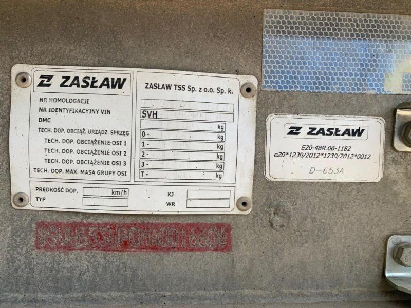 ZASLAW  D-653A - 24CBM
