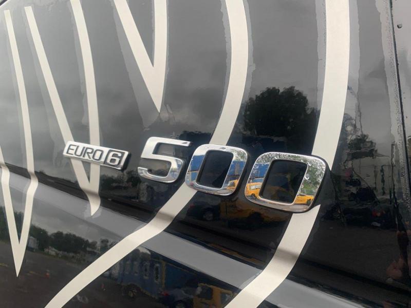 VOLVO  FH 500 RETARDER