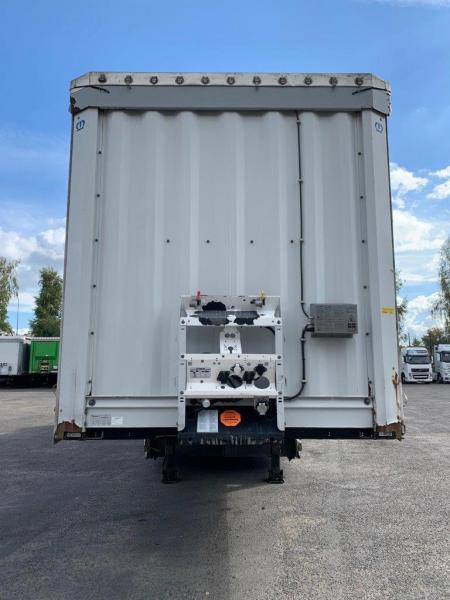 KRONE  SDP Lifting axle