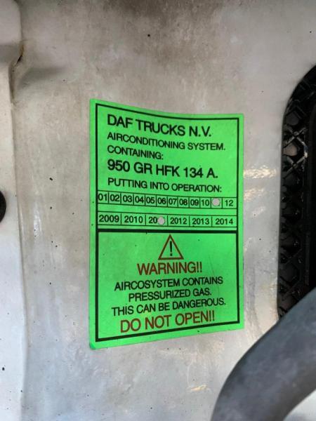 DAF  XF 105.460 MECHANIKA